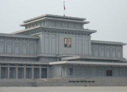 Mausoleo de Kim II Sung