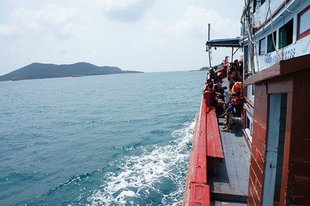 ferry de empresa pequeña