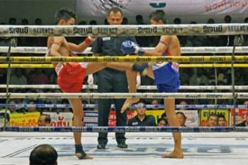 Un domingo viendo Muay Thai en Bangkok ¿Dónde ir para verlo?