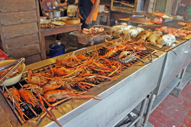 Fotos del Mercado flotante de Amphawa en Tailandia (13)