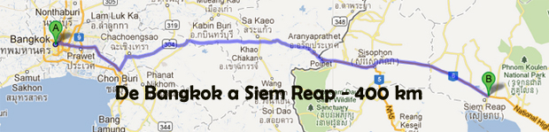 Bangkok-Siem-Reap