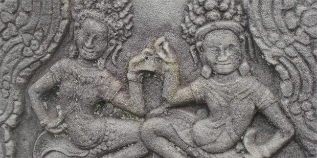 Murales Angkor Wat