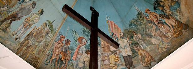 Cebú - Cruz de Magallanes