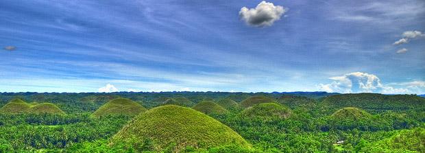 Chocoloate-hills