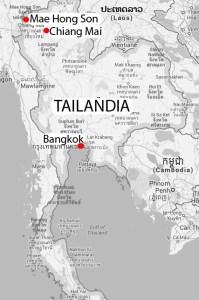 Amplia el Mapa-de-Tailandia-con-Mae-Hong-Son