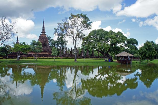 Parque-de-Sukhothai