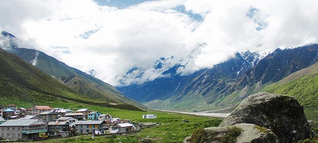 Trekking en Langtang