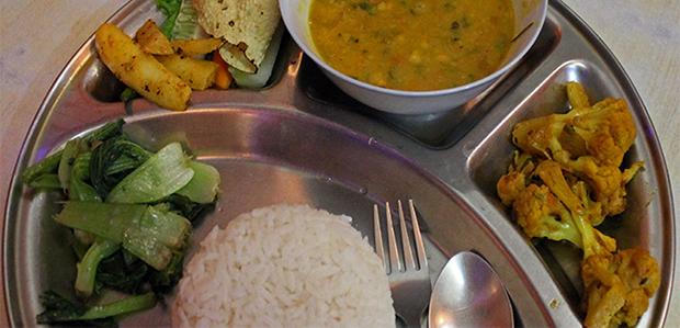 comida-nepalí