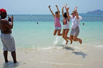 La Isla de Koh Samui, la grande del Golfo de Tailandia