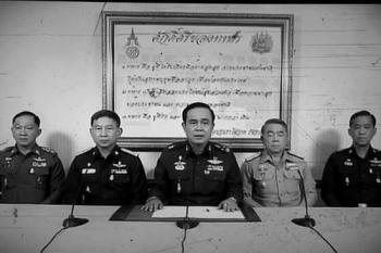El Golpe de Estado y la situación en Tailandia (23 de Mayo de 2014)