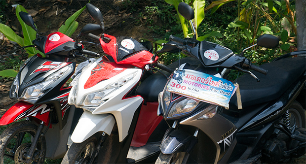 Motos-de-alquiler