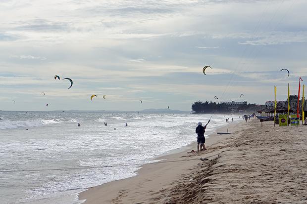 Kitesurfing-en-Muie-ne