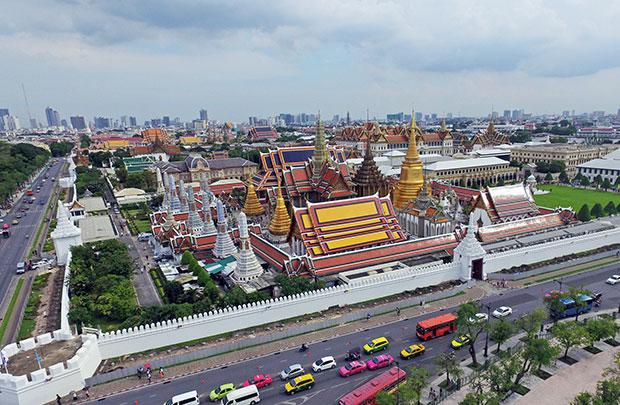 Wat-Phra-Kaew-de-Bangkok