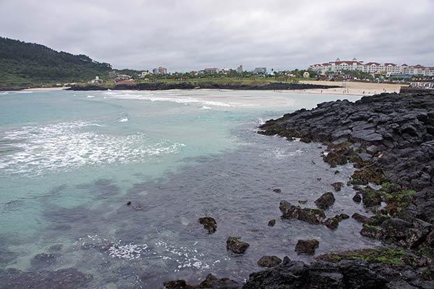 Hamdeok-Beach en Jeju