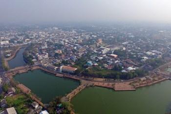 Buriram, la Tailandia menos turística y el templo Phanom Rung