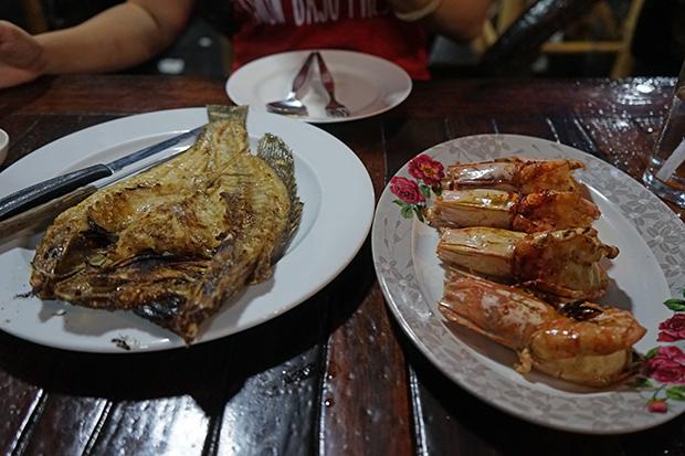 marisco en Koh Lipe