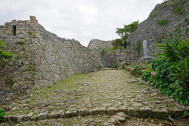 Nakagusuku-Castle