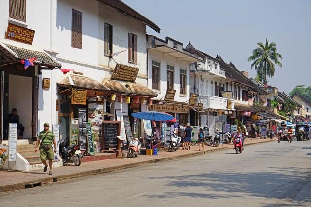 Calle-en-Luang-Prabang