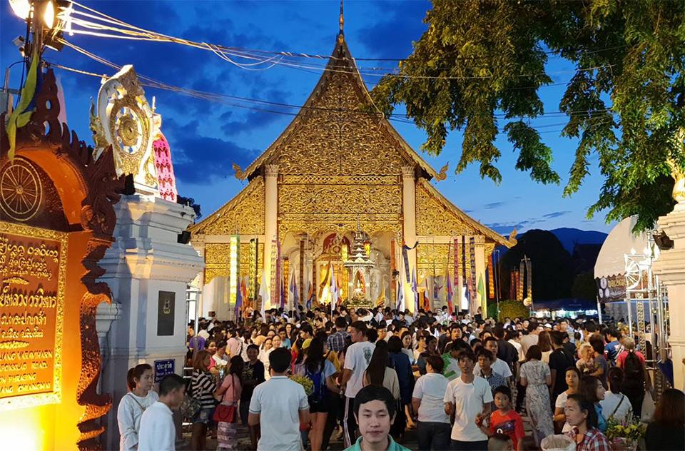 Restaurantes de Chiang Mai