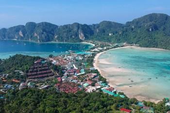 Guía de las Islas Phi Phi: El destino más soñado de Tailandia