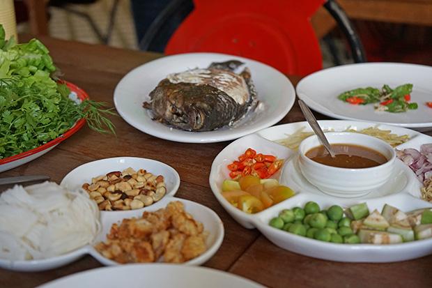 Comida-laosiana