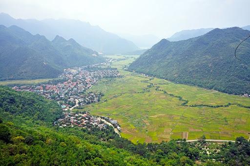 Paisaje de Vietnam
