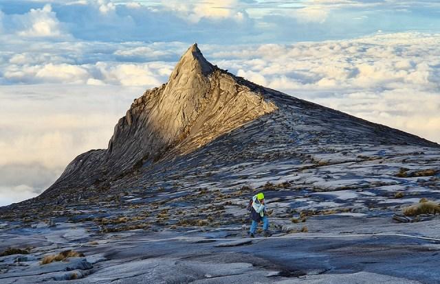 Roca del Kinabalu