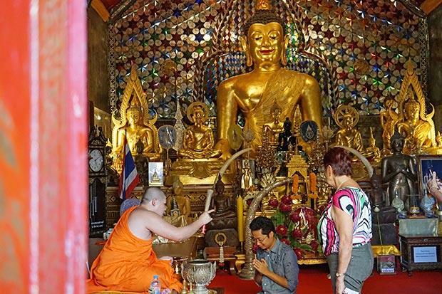 Cómo comportarse en los templos de Tailandia
