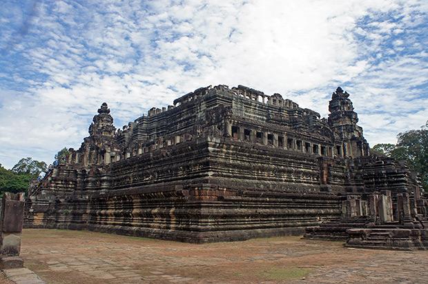 Templo de Baphuon en Angkor