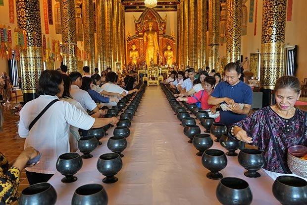 Comportamientos típicos Tailandia