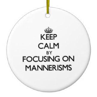 Autismo en primera persona: los manierismos