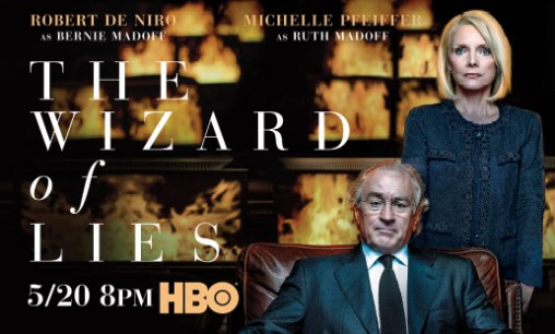 Estreno de The wizard of lies en HBO con Robert de Niro y Michelle Pfeiffer