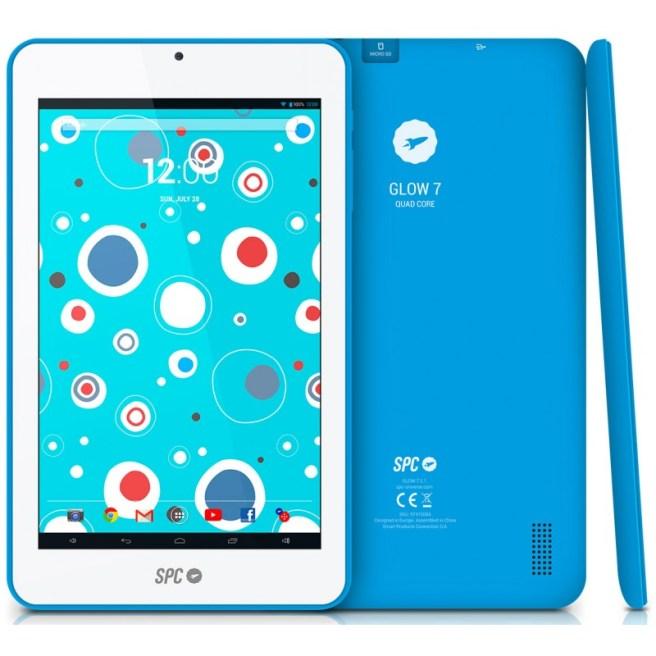 Glow 7, la tablet diseñada para niños