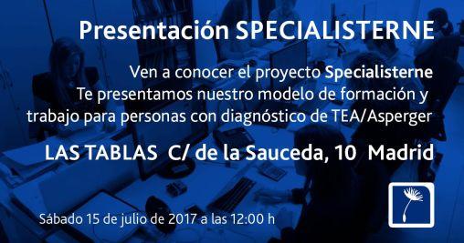 Specialisterne tendrá su IX Jornada de Puertas Abiertas en Madrid
