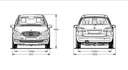 Mercedes Benz Clase B 2008 — Mundoautomotor