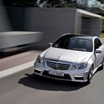 Mercedes Benz E63 AMG motor 5.5 litros 2011 05