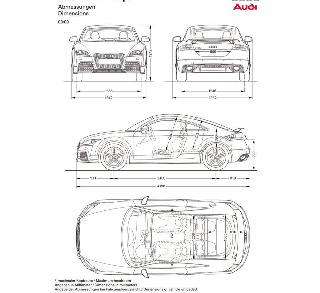 Nuevo Audi TT RS — Mundoautomotor