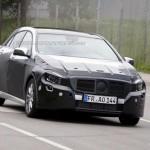 Mrcedes Benz Clase A 2012 prototipo 04