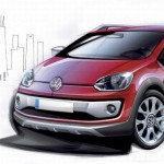 Volkswagen Cross up! 11