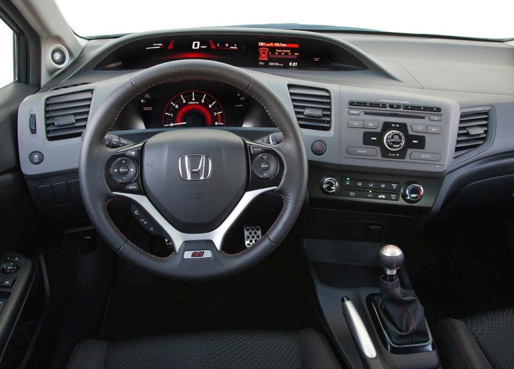 Honda Civic Si 2012 Mundoautomotor