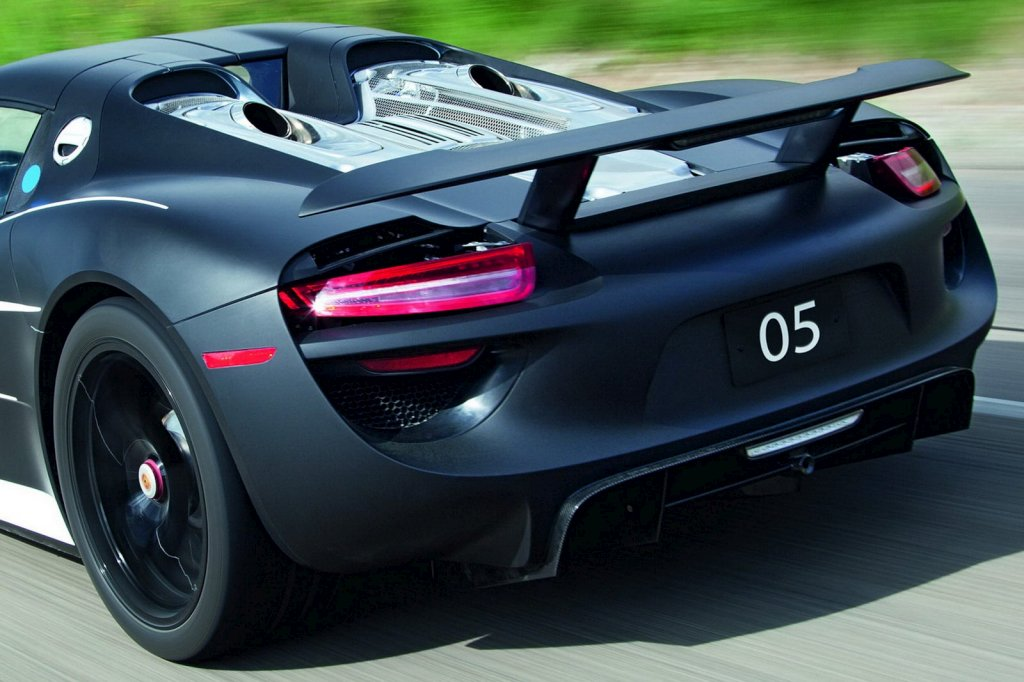 porsche 918 spyder mundoautomotor. Black Bedroom Furniture Sets. Home Design Ideas
