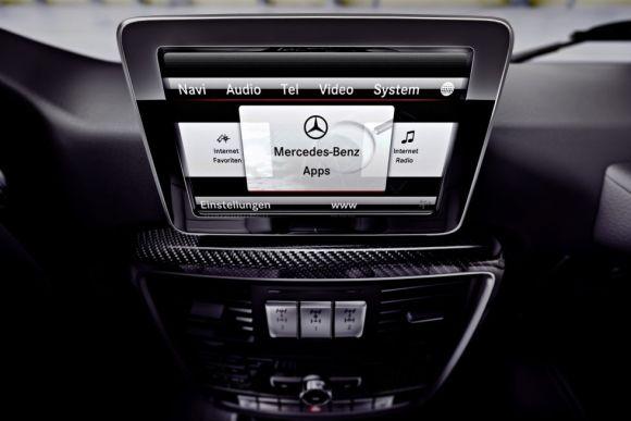 Mercedes-Benz G-Class Computador de Bordo