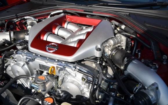 Nissan GT-R - Motor