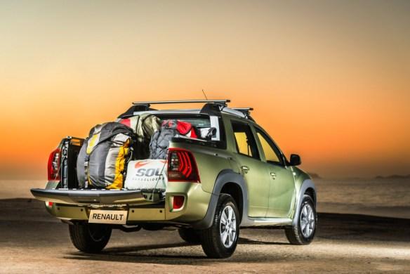 Renault - Duster Oroch - Carga