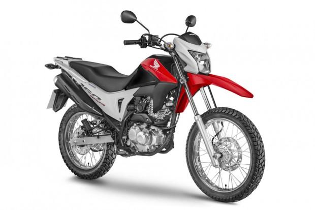 Nova Honda Bros 160