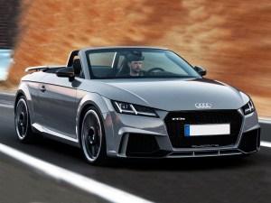 Audi - TT Roadster