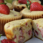 Muffin com cream cheese low carb