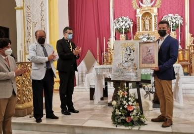 La Hermandad de Nuestra Señora de la Palma presenta el cartel de las Fiestas Patronales