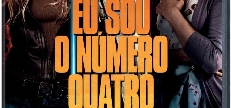 Resenha Filme/Livro – Eu Sou o Número Quatro