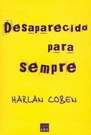 resenha do livro Desaparecido para sempre Harlan Coben